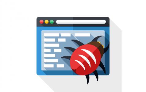 Malware Bug Icon