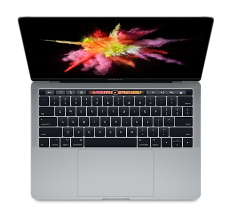 MacBook Pro with 8GB RAM, 512GB SSD
