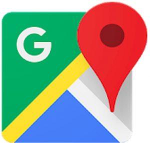 Google Maps (Navigation App)