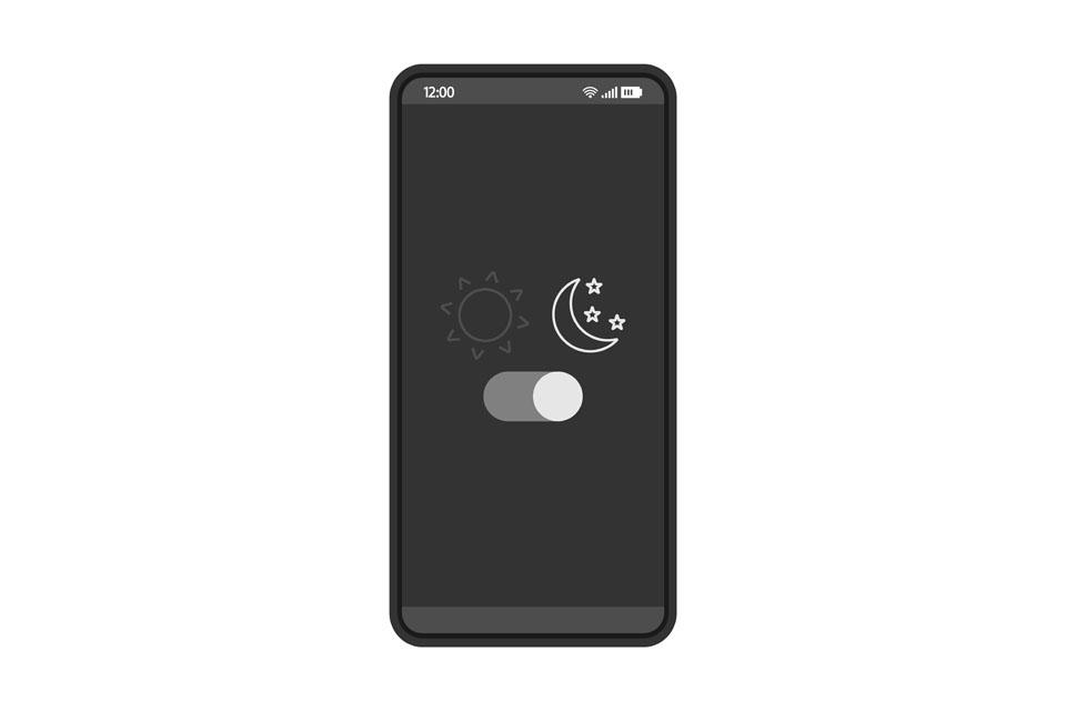 Night Mode Smartphone