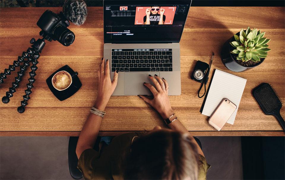 Video Editing Laptop