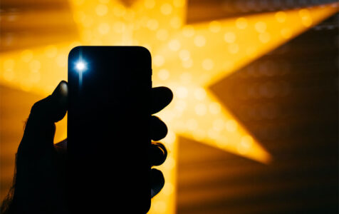 Android Phone Flashlight