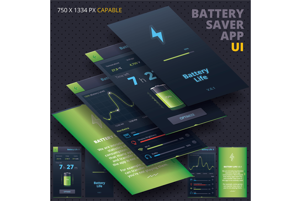 Battery Saver Application