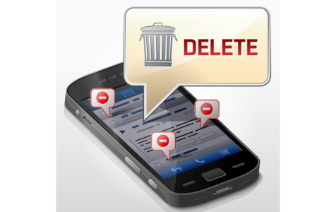 Delete Data on Android