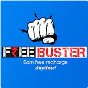 Free Buster – Mobile Recharge
