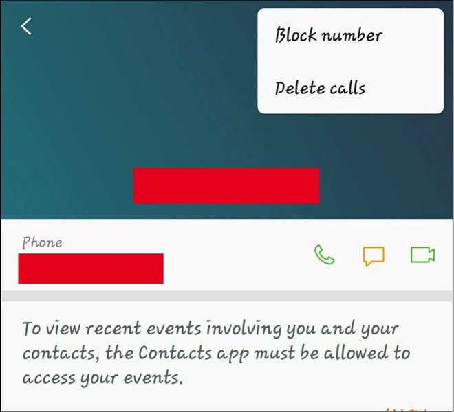 Block Spam Calls One by One