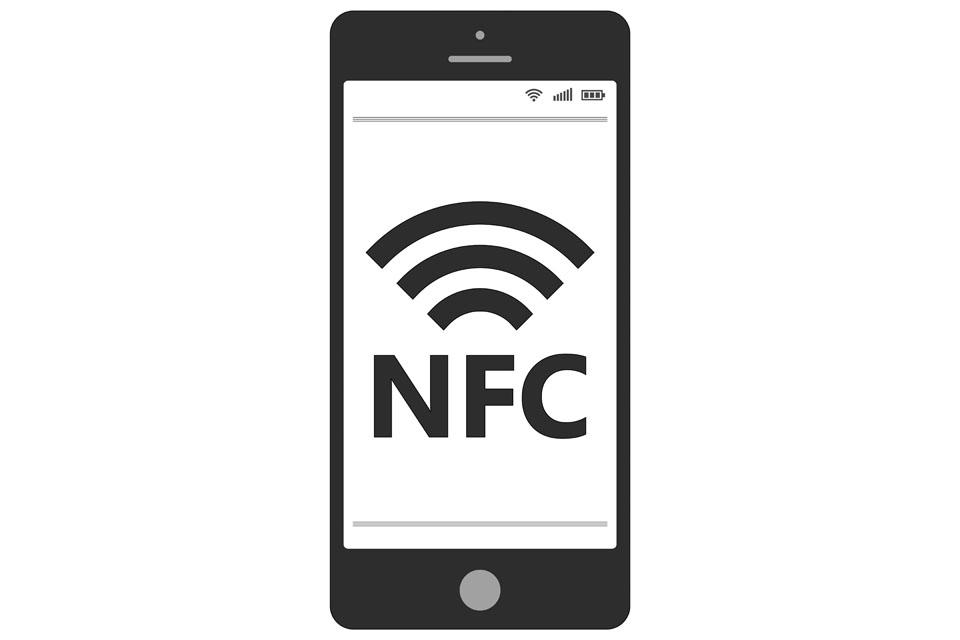 NFC mobile phone