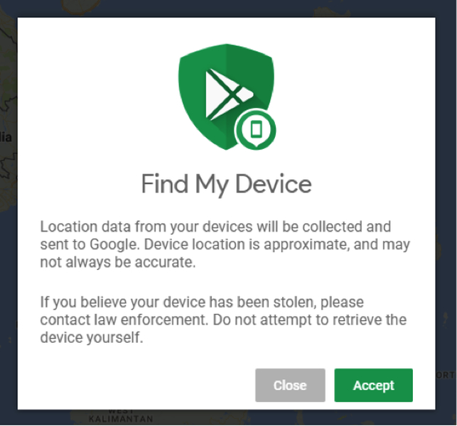 Step-By-Step Guide on How to Find Your Lost Android Device 1