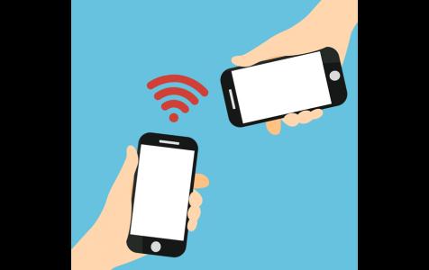 Tethering-Sharing Wifi
