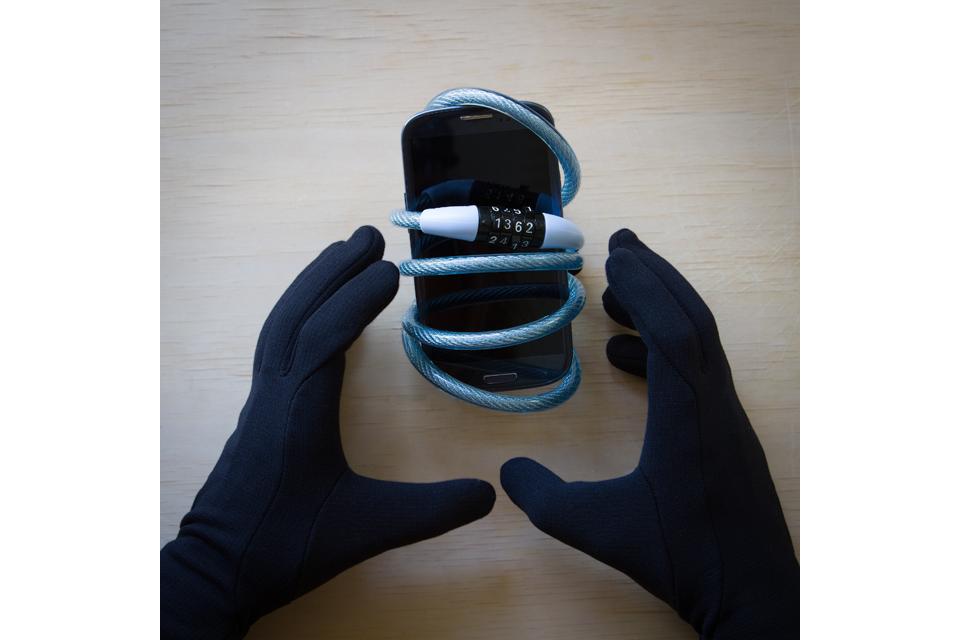 Anti-theft Smartphone