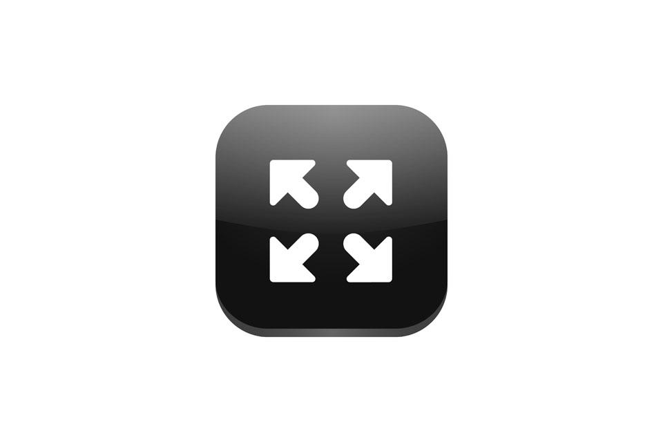 Full Screen - App Icon