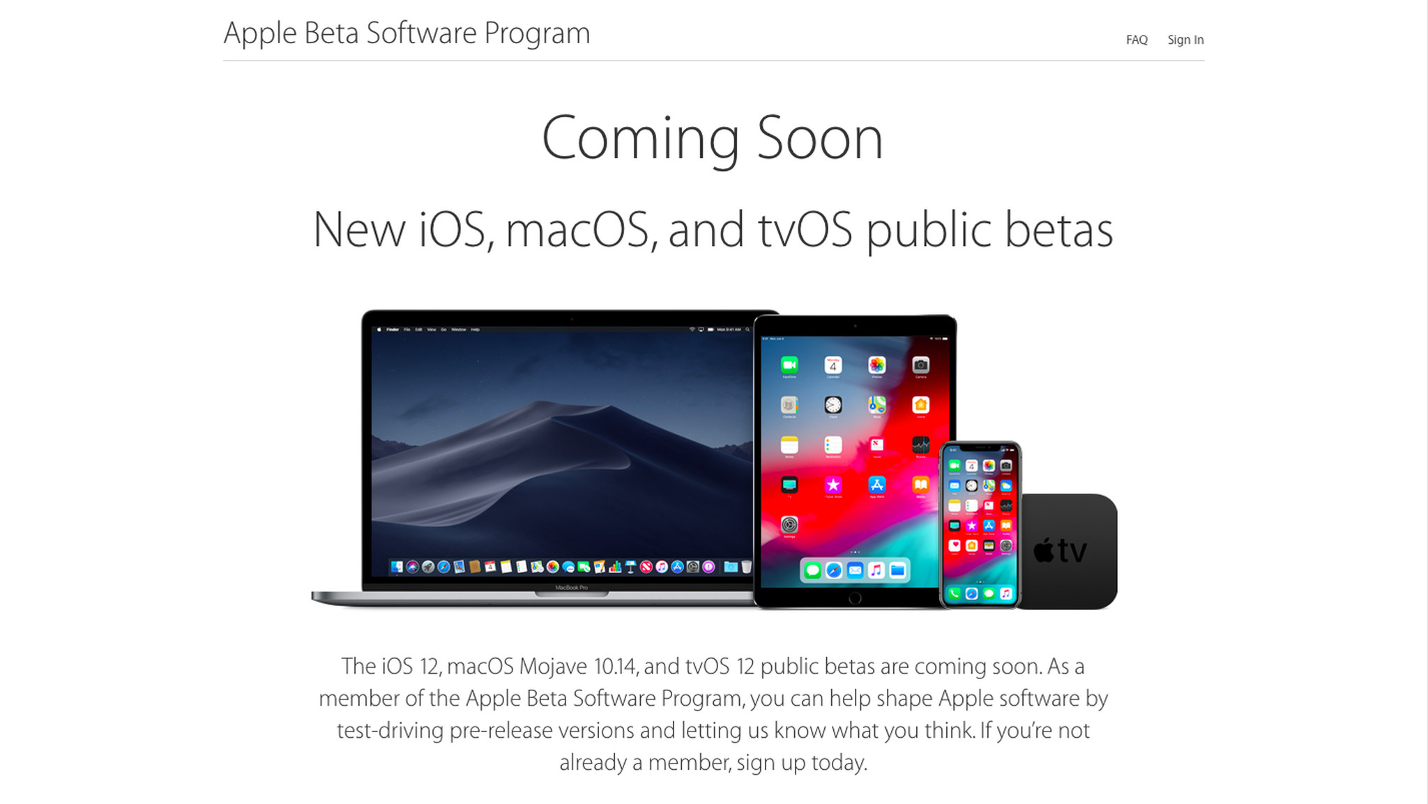 How To Try Apple's Beta Software Program 1