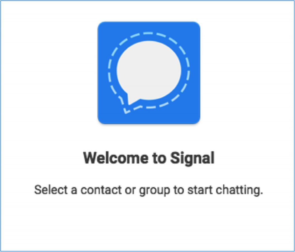 Welcome to Signal