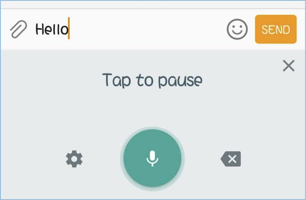 How to Type Faster using Android Voice-to-Text