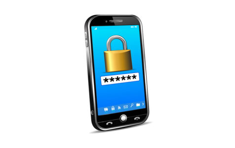 Phone with Security Password