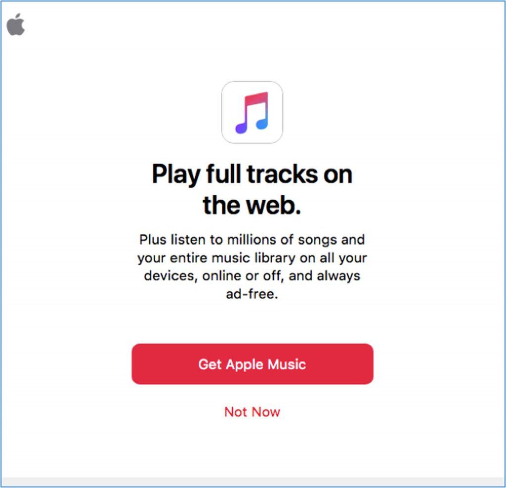 Get Apple Music
