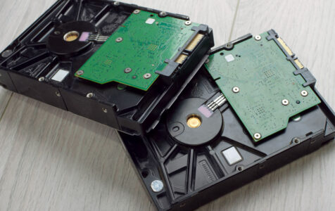 Repair and Maintenance of Hard Drives