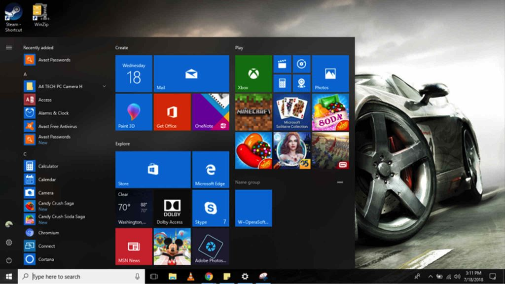 How to Customize Live Tiles