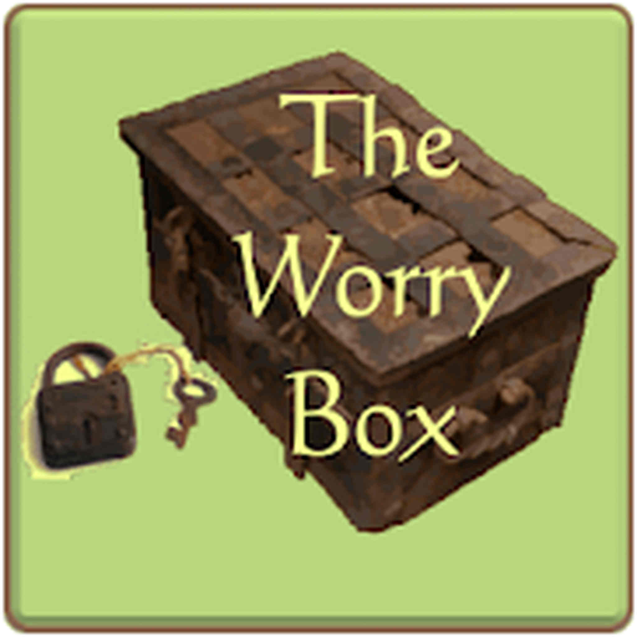 Worry Box-Anxiety Self-Help