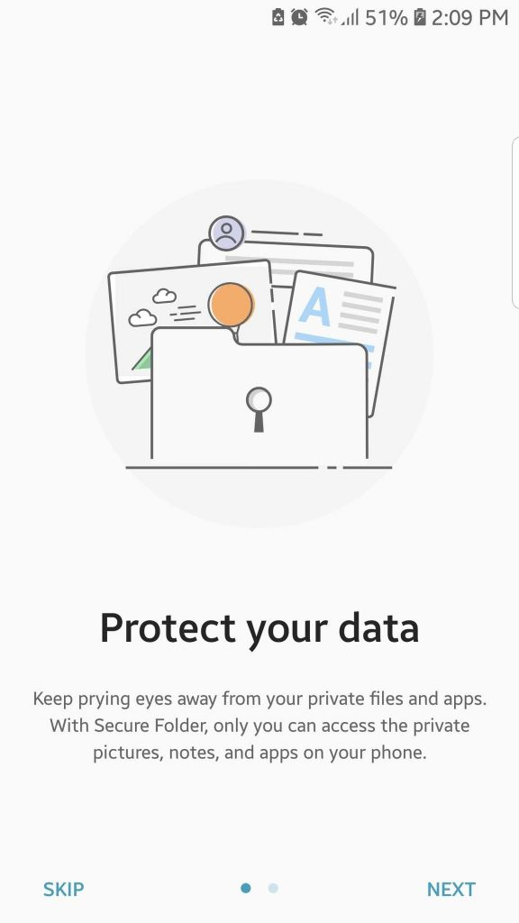 Protect Your Apps and Files