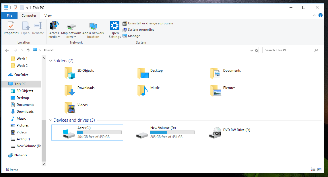 How to Map a Network Drive on Windows 10 Computers