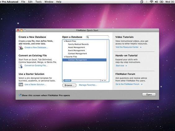 filemaker pro 12 windows 10
