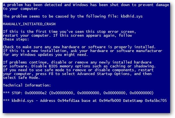 How to Fix Asus BSOD on Windows 10 Asus Motherboard