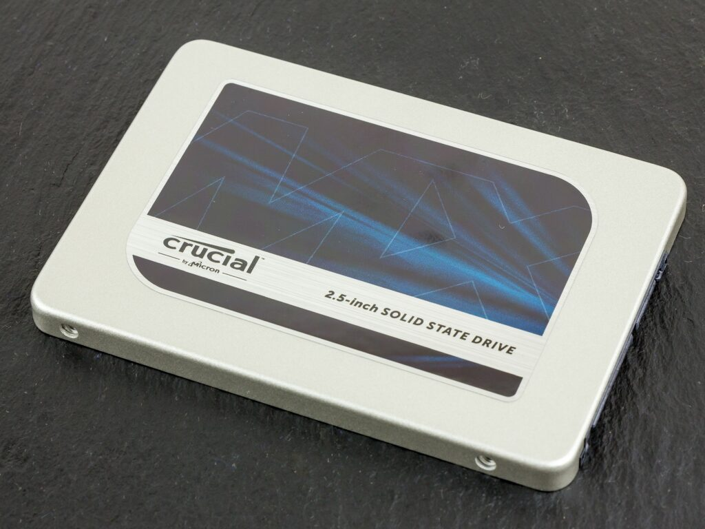 Crucial SSD Drive