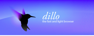 Dillo a Multi-platform Web Browser