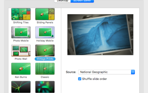 Mac Desktop & Screen Saver