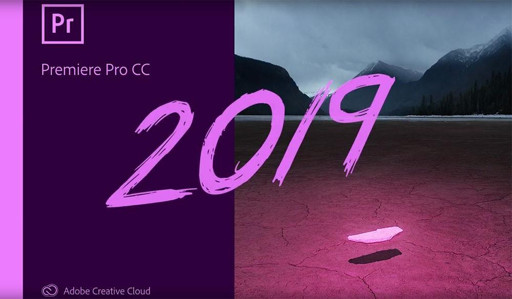 Premiere Pro CC 2019