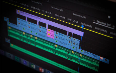 Video Time Line
