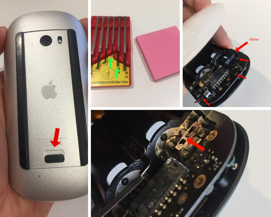 How to Fix Loud Click of Magic Mouse