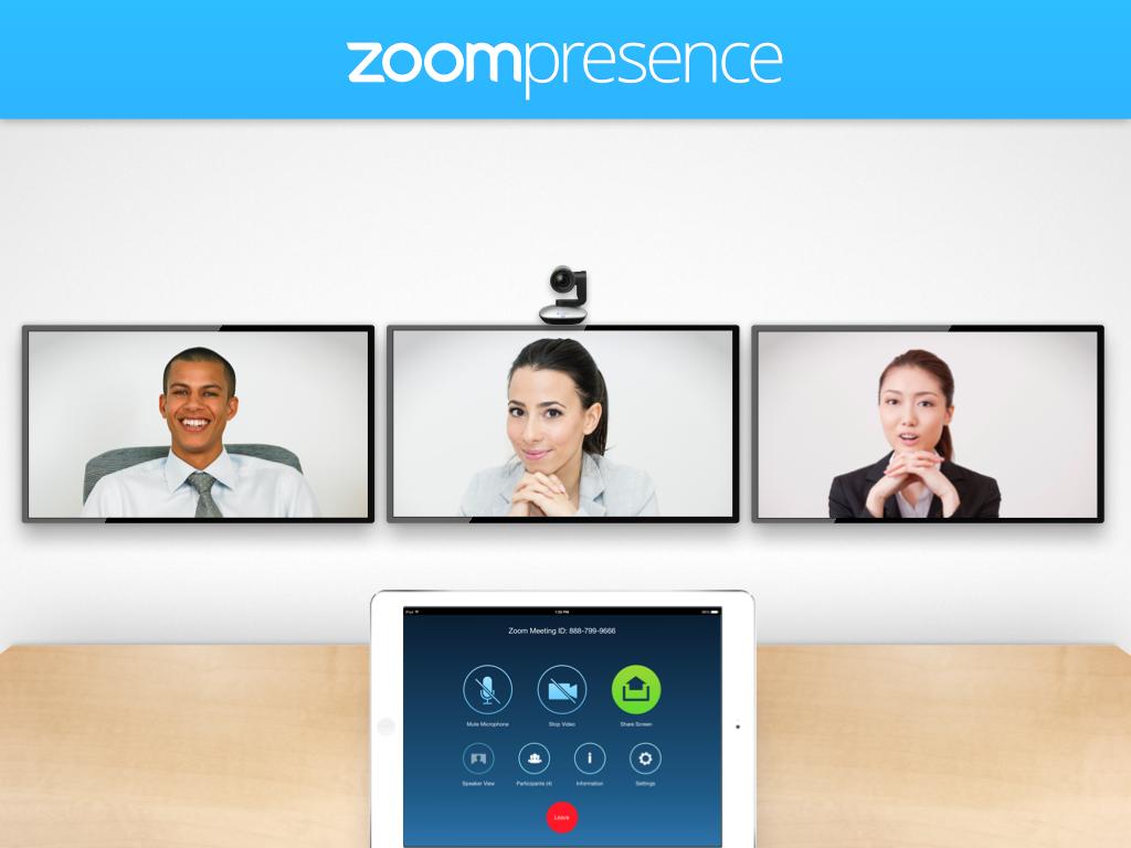 Zoom Presence