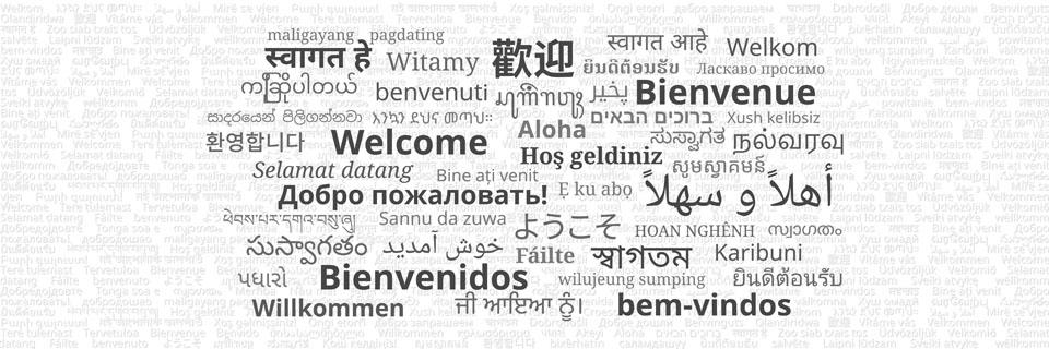 Different Written Languages