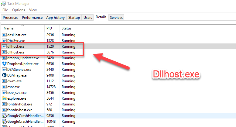 How to Deal with Dllhost.exe Application Error