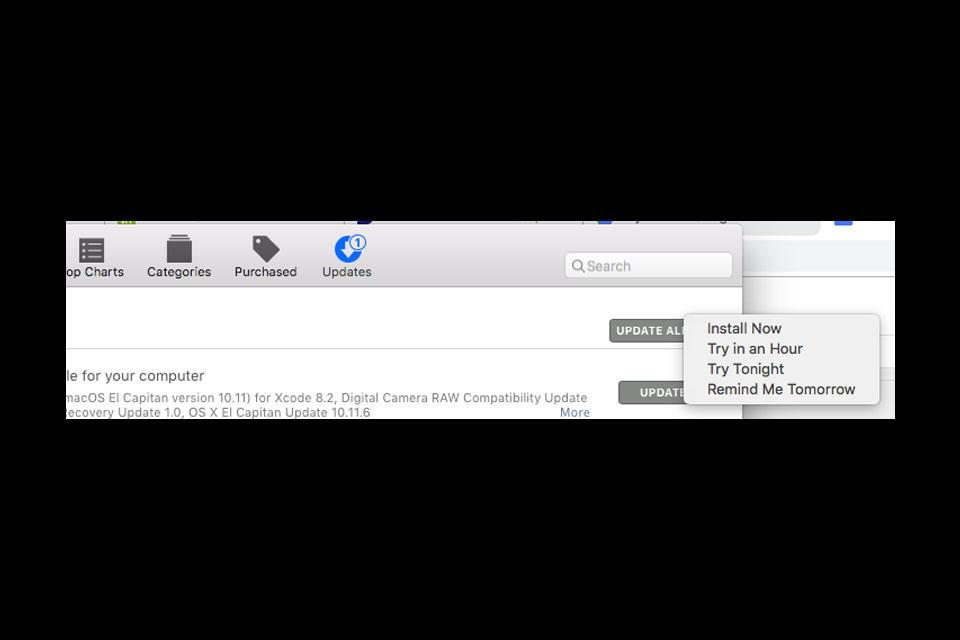 Mac Notifications