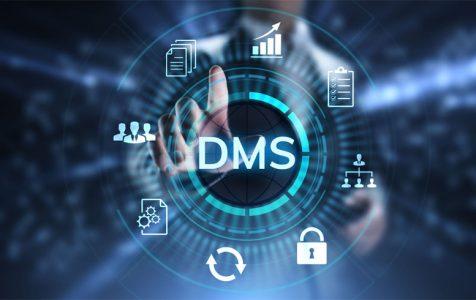DMS System Digital Rights Management