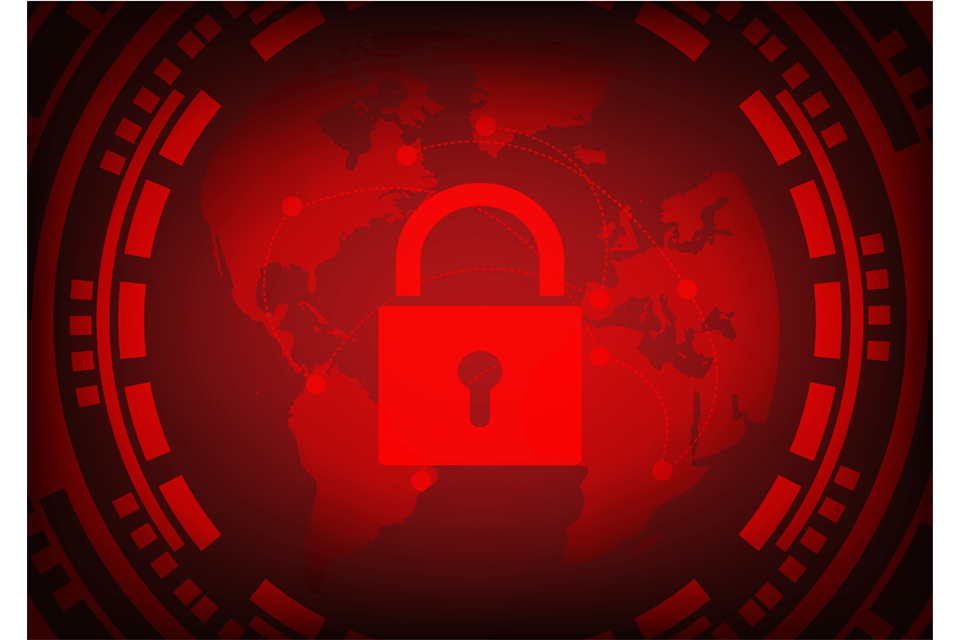 Malware Ransomware with Key Lock