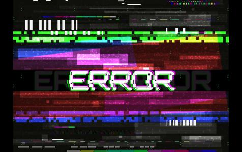 Glitch Error