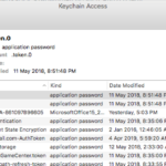 How to Restore Keychain Access on Mac