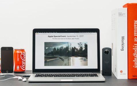 Safari Browser on MacPook Pro Laptop
