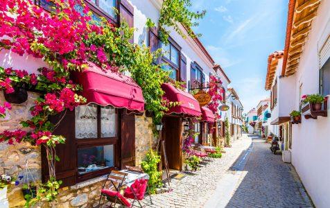 Sigacik Village Street View