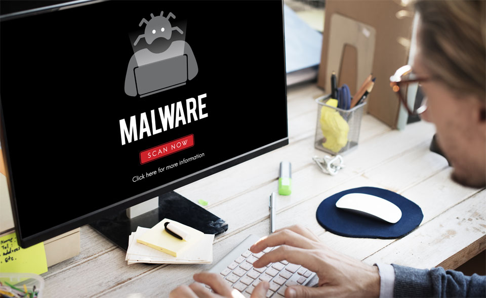 Virus Spyware Malware Alert