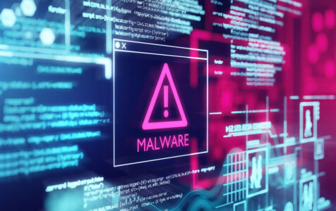 Warning Malware Script Detected