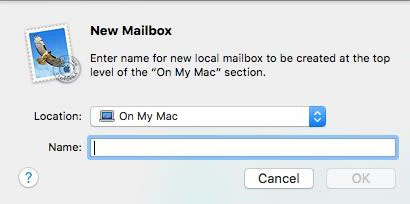 Mac Mail App