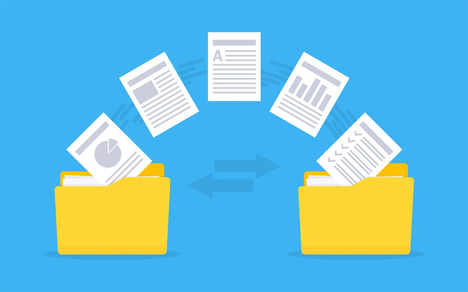 Files Transfer Documents