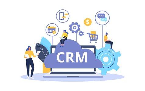 CRM concept design