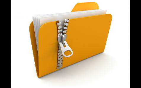 Folder List Zipper