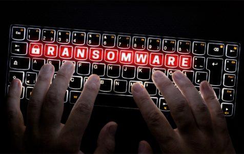Ransomware Keyboard